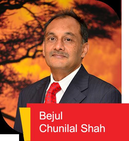 BEJUL CHUNILAL SHAH